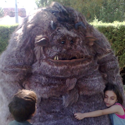 Seat Monstruos